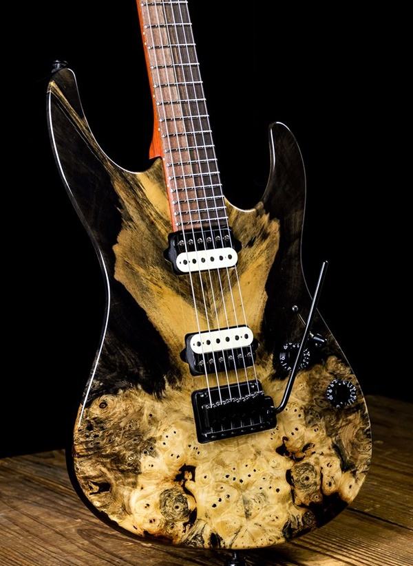 Beautiful and Creative Guitar Artworks (29)