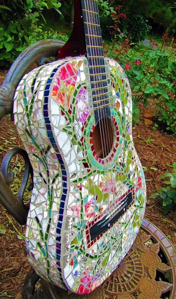 Beautiful and Creative Guitar Artworks (35)