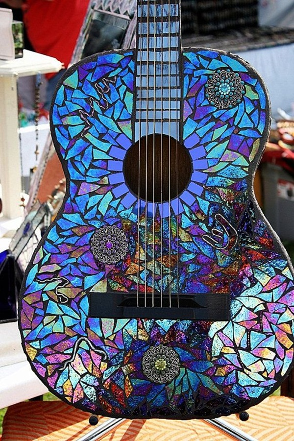 Beautiful and Creative Guitar Artworks (39)
