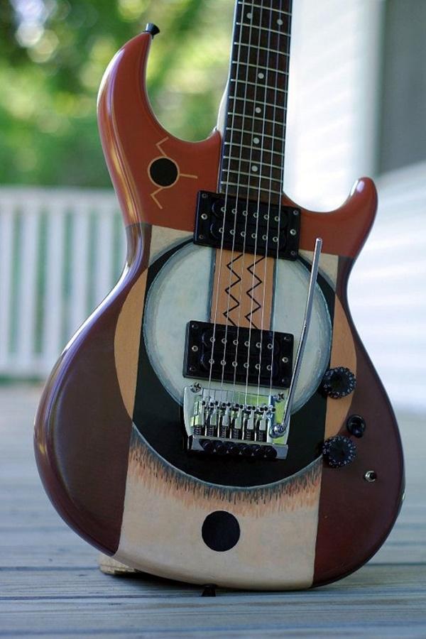 Beautiful and Creative Guitar Artworks (8)