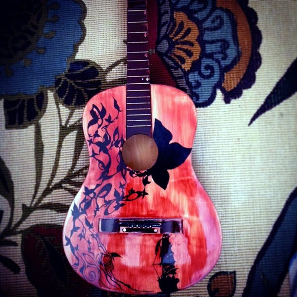 Beautiful and Creative Guitar Artworks (9)