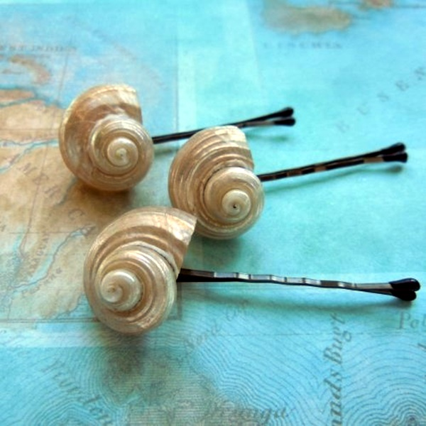 Beautiful and Magical Sea Shell Craft Ideas (14)