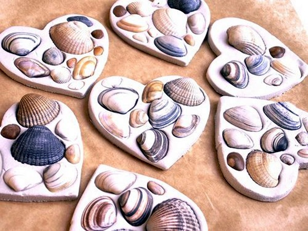 Beautiful and Magical Sea Shell Craft Ideas (15)