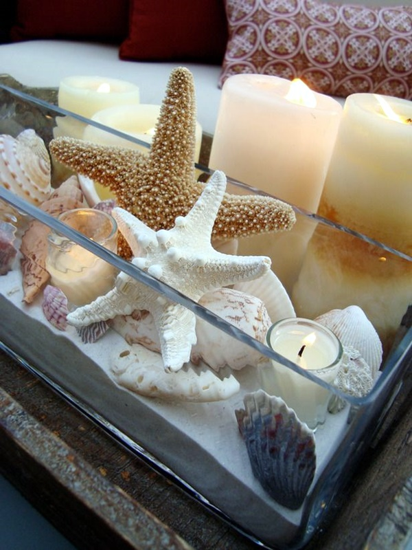 Beautiful and Magical Sea Shell Craft Ideas (29)