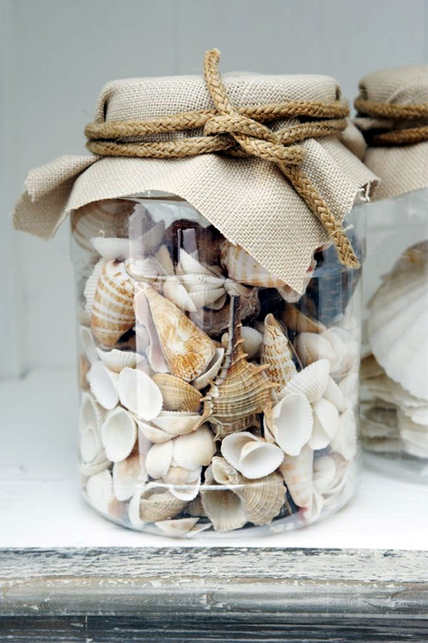 Beautiful and Magical Sea Shell Craft Ideas (35)