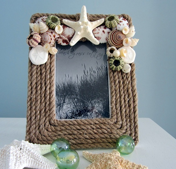 Beautiful And Magical Sea Shell Craft Ideas 40