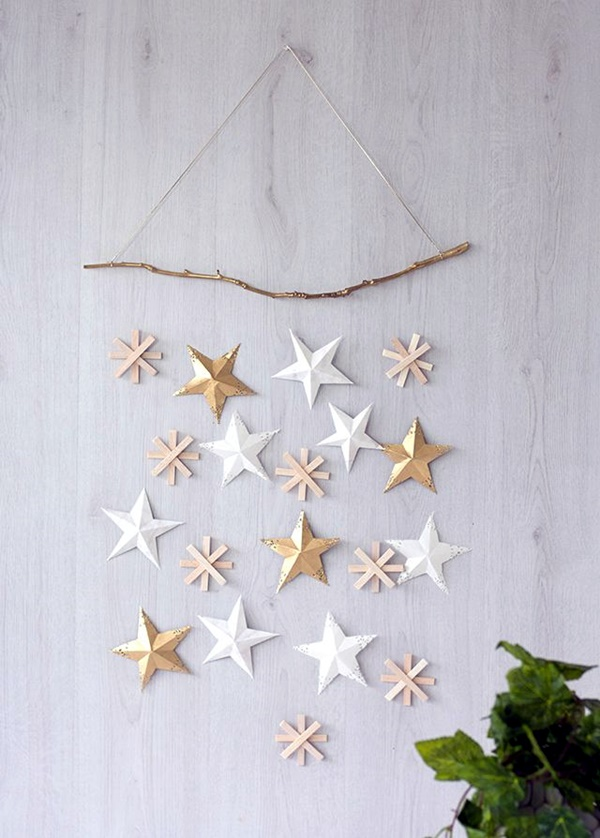 Beautiful and Magical Sea Shell Craft Ideas (42)