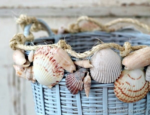 Beautiful and Magical Sea Shell Craft Ideas (9)