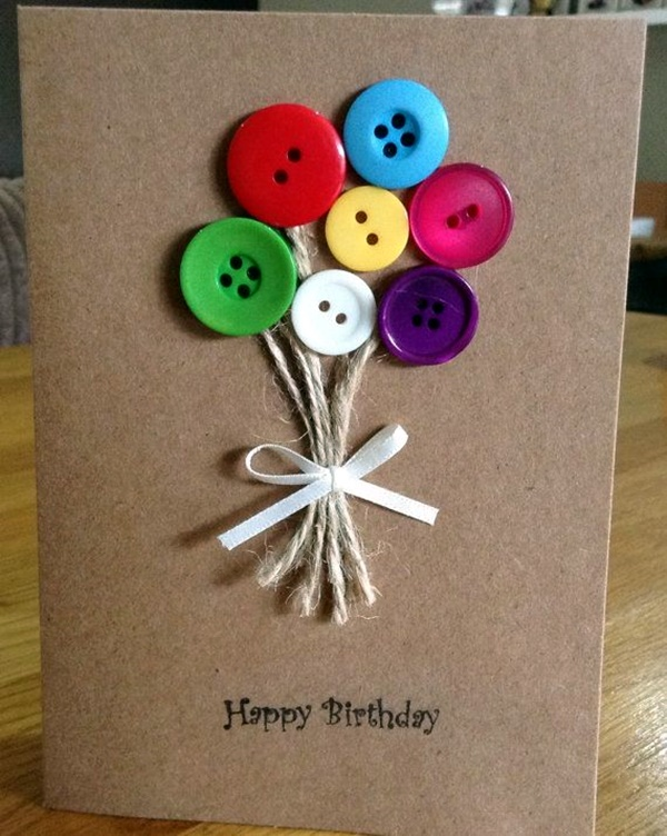 40 Cool Button Craft Projects For 2016 Bored Art