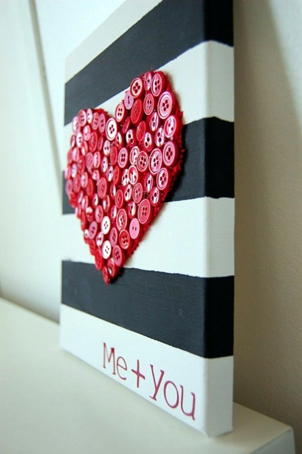 Cool button craft projects for 2016 8