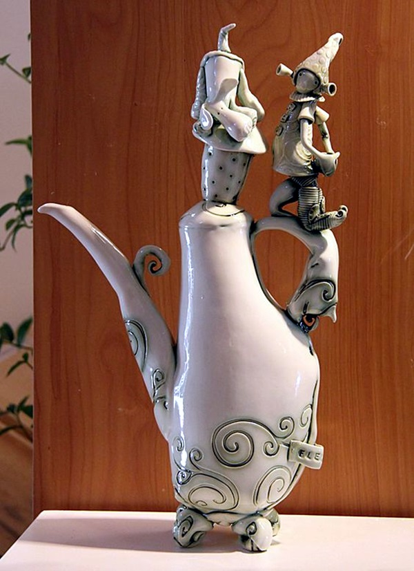 Creative and Beautiful Examples of Ceramic Arts (17)