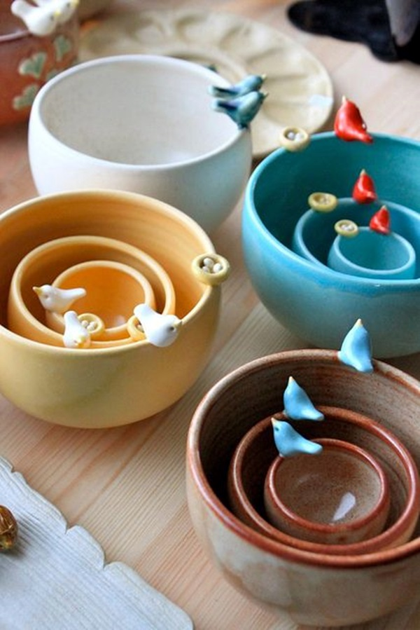 Creative and Beautiful Examples of Ceramic Arts (18)