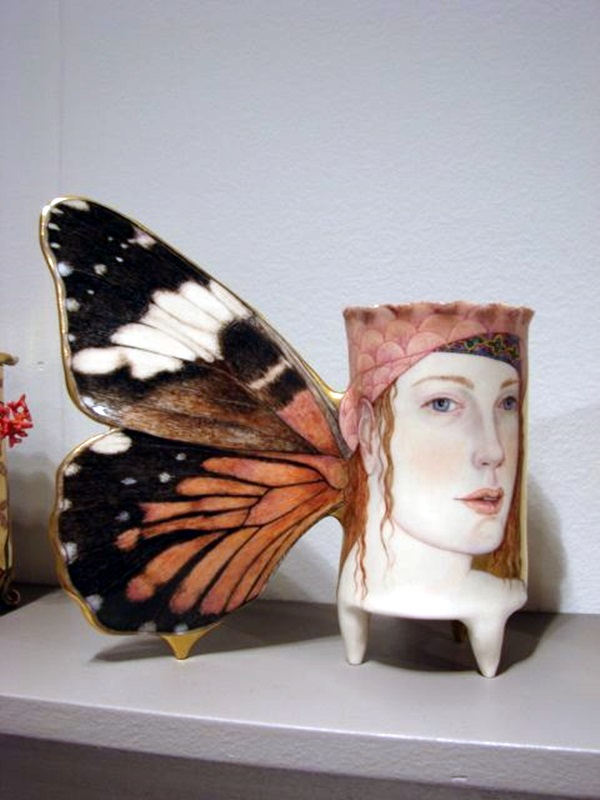 Creative and Beautiful Examples of Ceramic Arts (9)