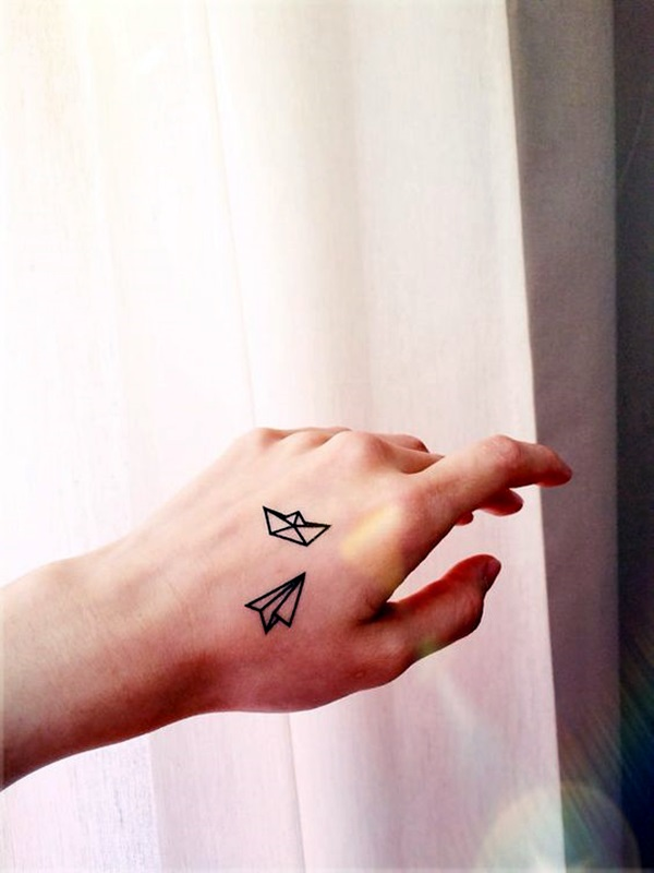 Cute and Meaningful Boat Tattoo Designs (14)