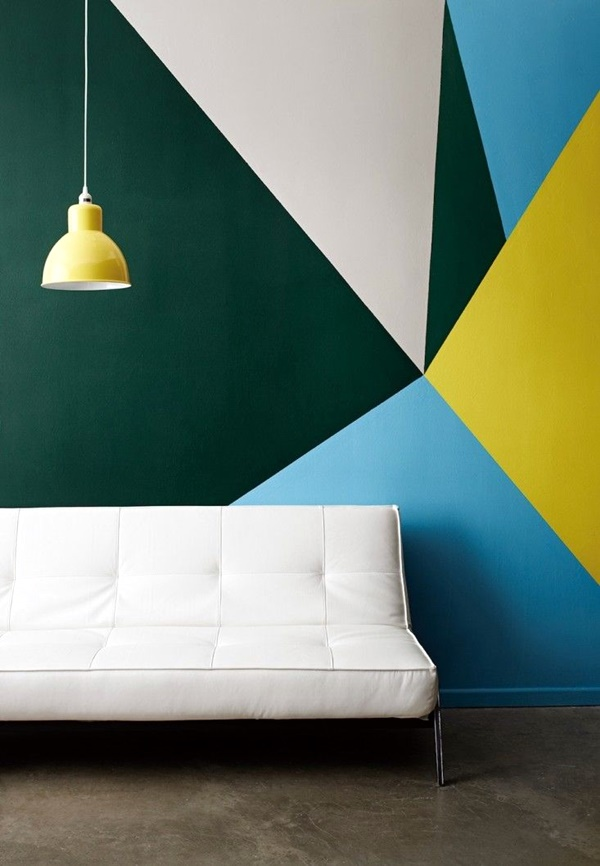 Elegant Wall Painting Ideas For Your Beloved Home (16)