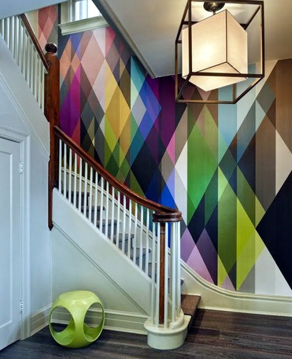 Elegant Wall Painting Ideas For Your Beloved Home (30)