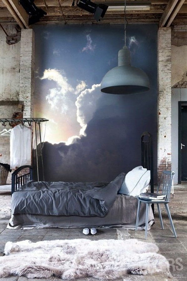 Elegant Wall Painting Ideas For Your Beloved Home (42)