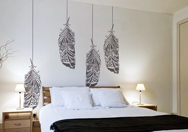 Elegant Wall Painting Ideas For Your Beloved Home (48)