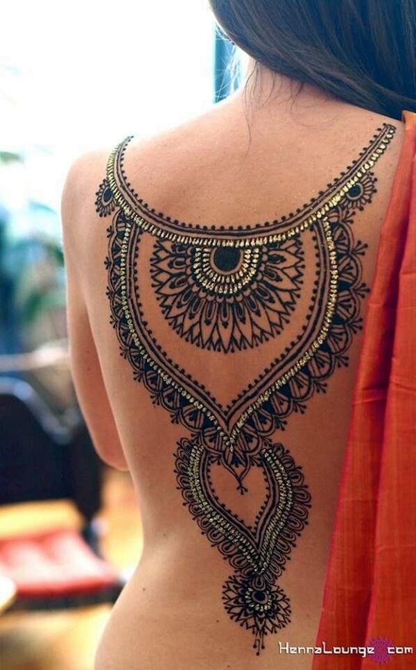 Genius Metallic Tattoos to have in 2016 (21)