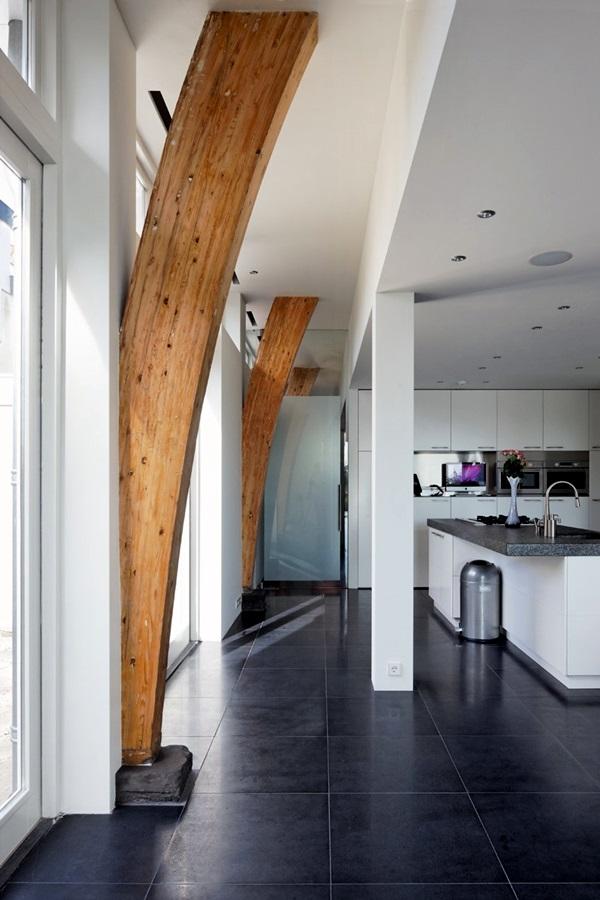Design Pillar Building Houses House And Home Design