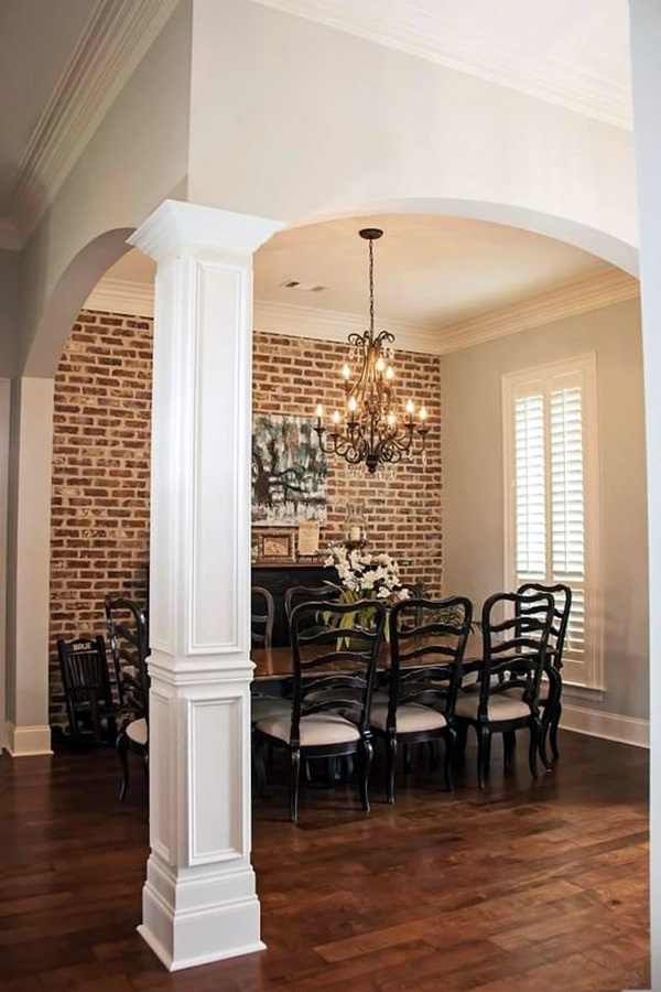 Glorious Pillar Designs To Give A Grand Look To Your House 6