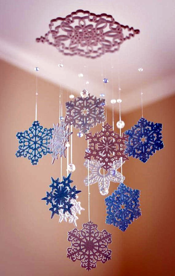 40 impossibly creative hanging decoration ideas bored art for Decoration ideas