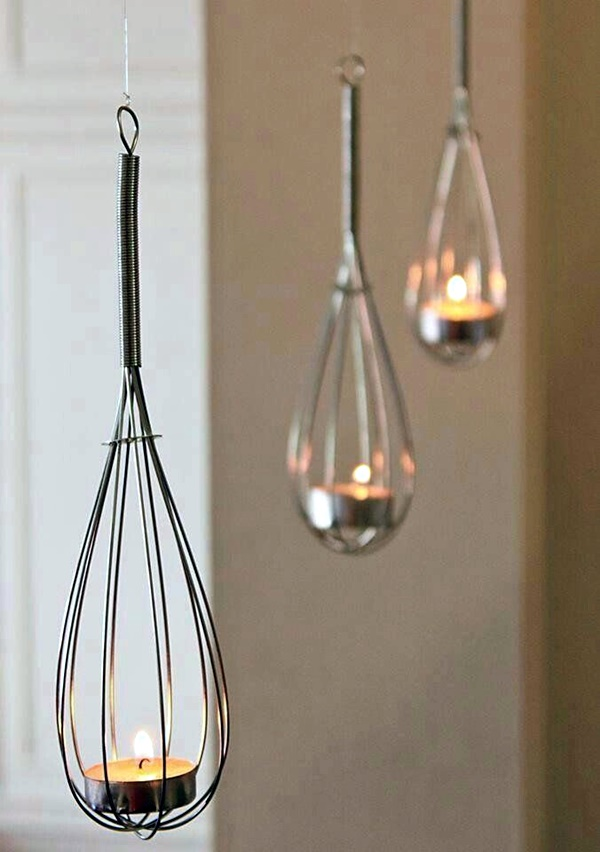 Impossibly Creative Hanging Decoration Ideas (29)