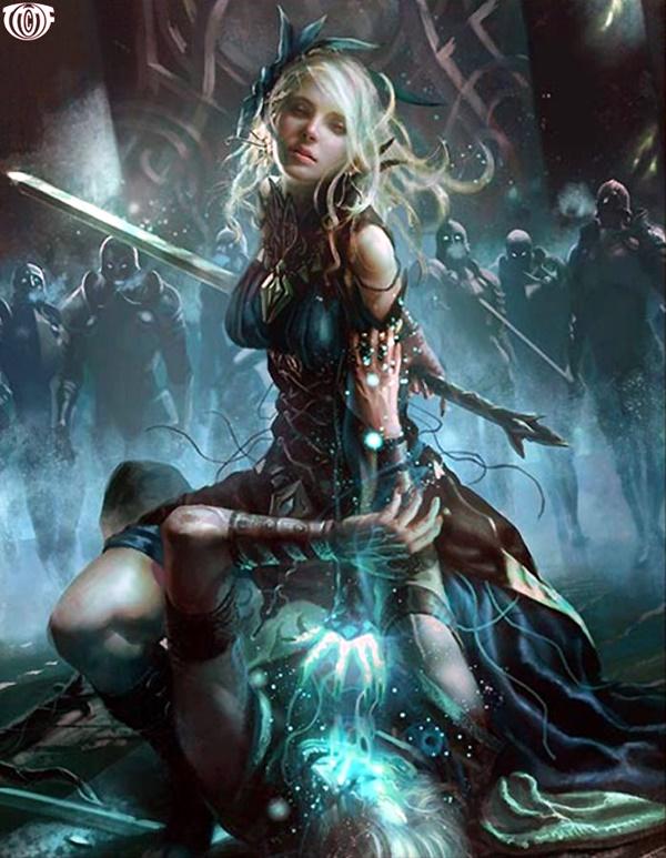 40 Incredible Warrior Art Examples Bored Art