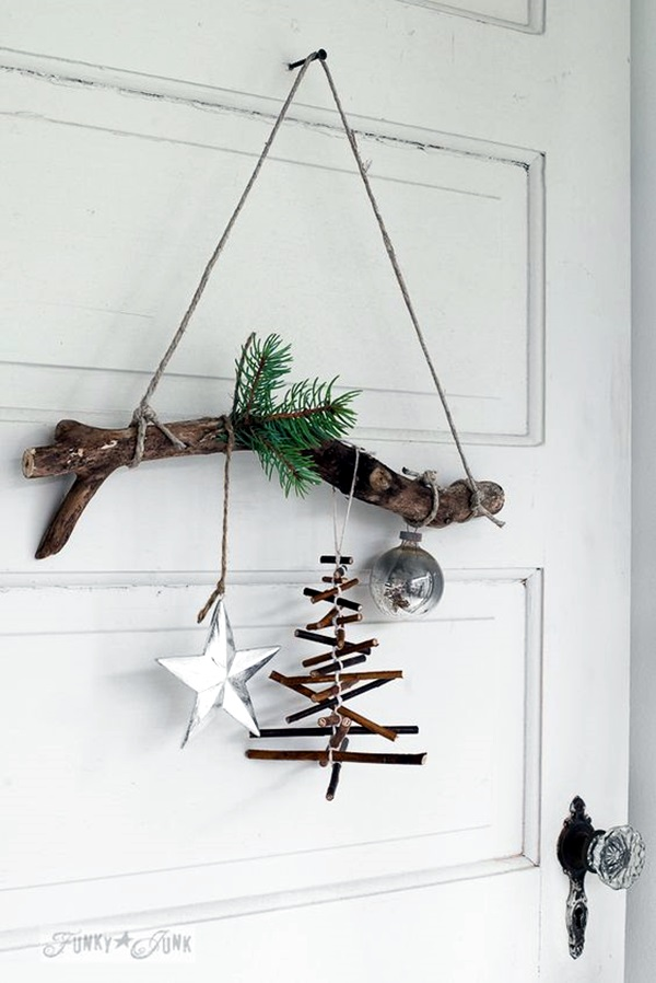 Inspirational Tree Branches Decoration Ideas (10)