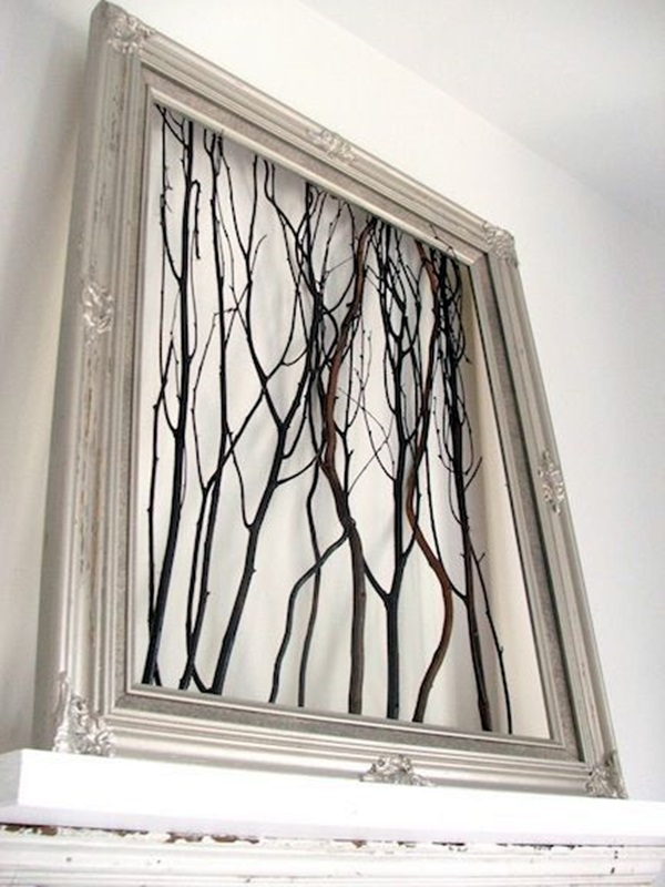 Inspirational Tree Branches Decoration Ideas (11)