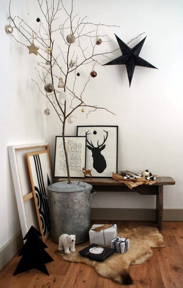 Inspirational Tree Branches Decoration Ideas (14)
