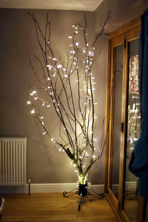 Inspirational Tree Branches Decoration Ideas (16)