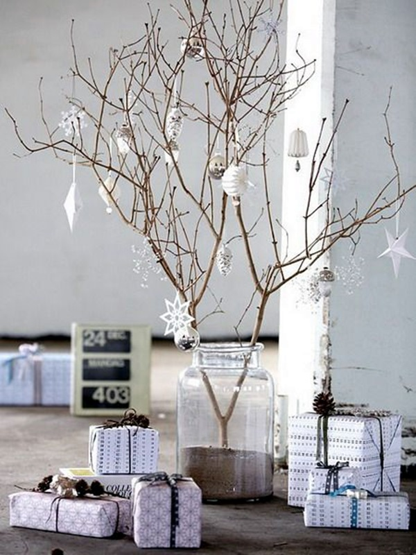 Inspirational Tree Branches Decoration Ideas (2)