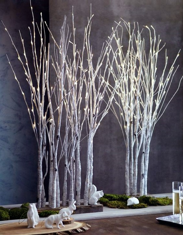 Inspirational Tree Branches Decoration Ideas (21)