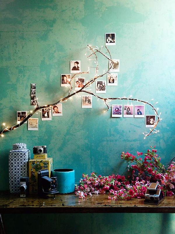 Inspirational Tree Branches Decoration Ideas (24)