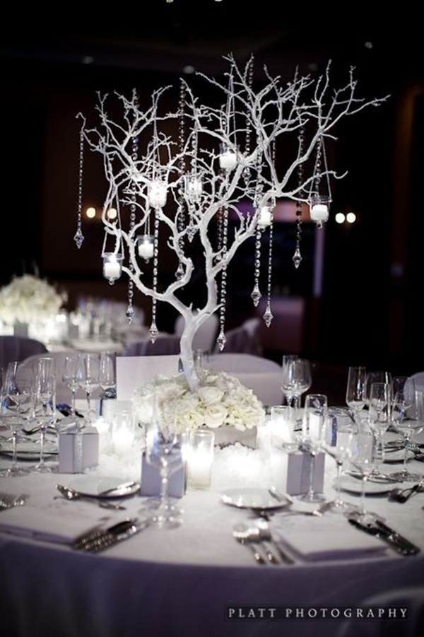 Inspirational Tree Branches Decoration Ideas (27)