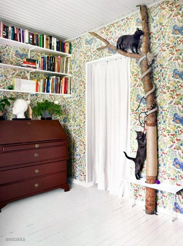 kissapuu,AT0913, tee itse