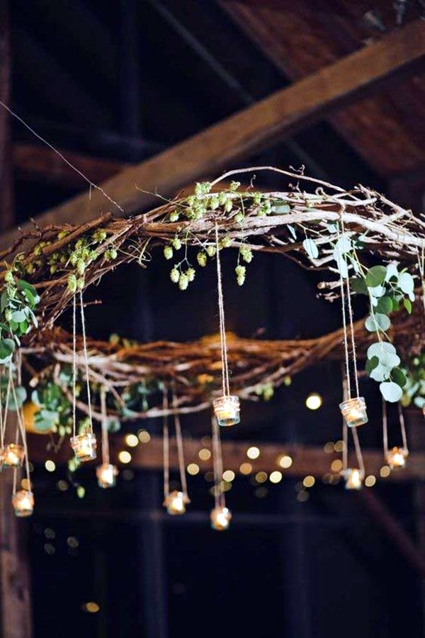 Inspirational Tree Branches Decoration Ideas (35)