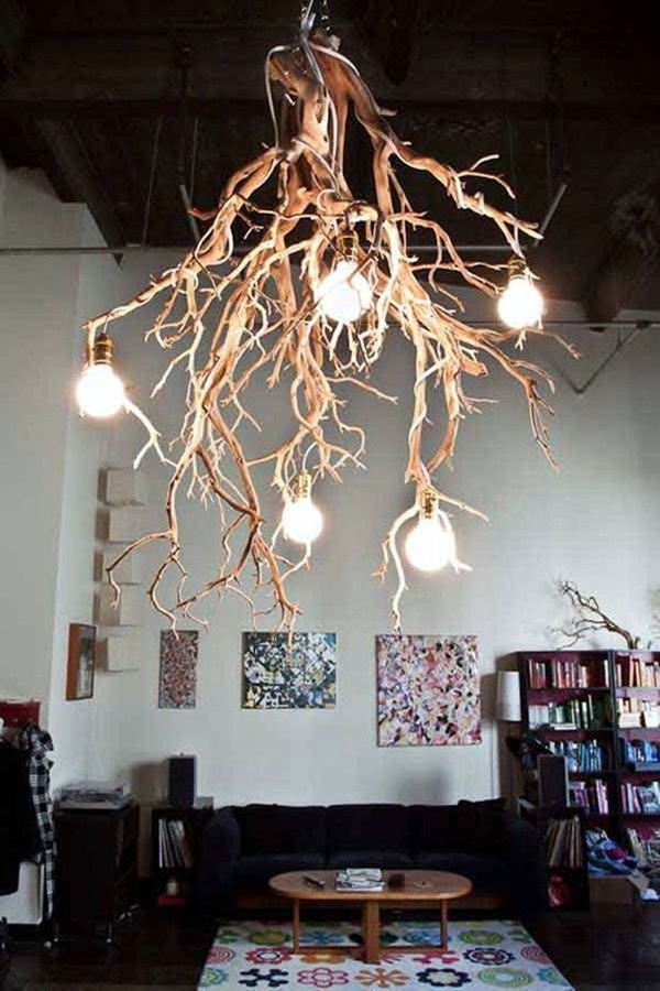 Inspirational Tree Branches Decoration Ideas (37)