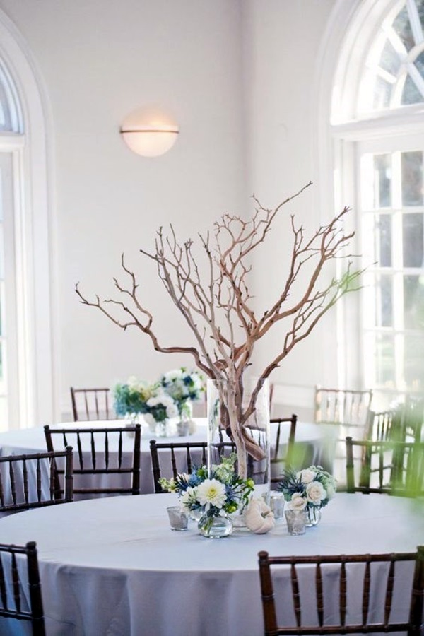 40 Inspirational Tree Branches Decoration Ideas