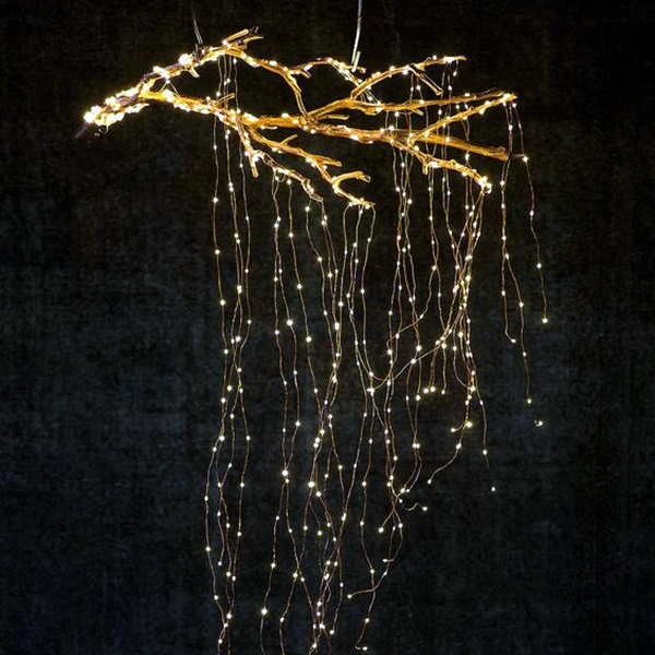 Inspirational Tree Branches Decoration Ideas (41)