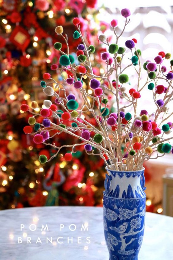 Inspirational Tree Branches Decoration Ideas (45)