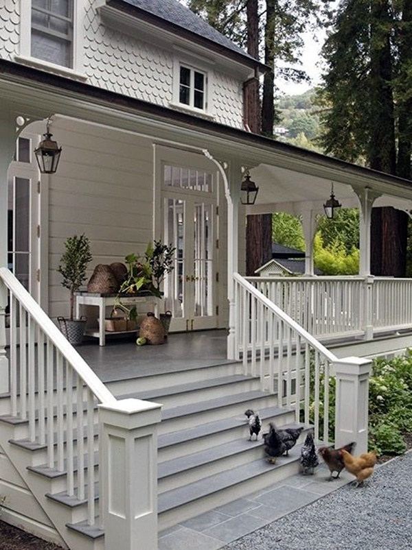 Modifications to Do with Your Front Porches (14)