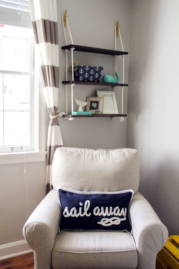 Nautical Decoration Ideas For Your Home (11)