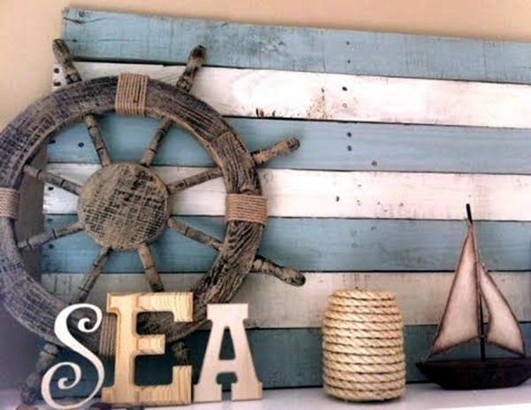 Nautical Decoration Ideas For Your Home (12)