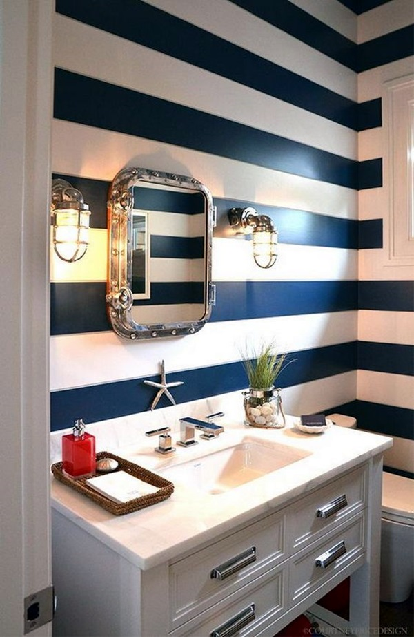 Nautical Decoration Ideas For Your Home (14)