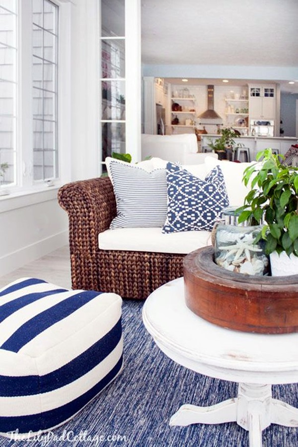Nautical Decoration Ideas For Your Home (17)