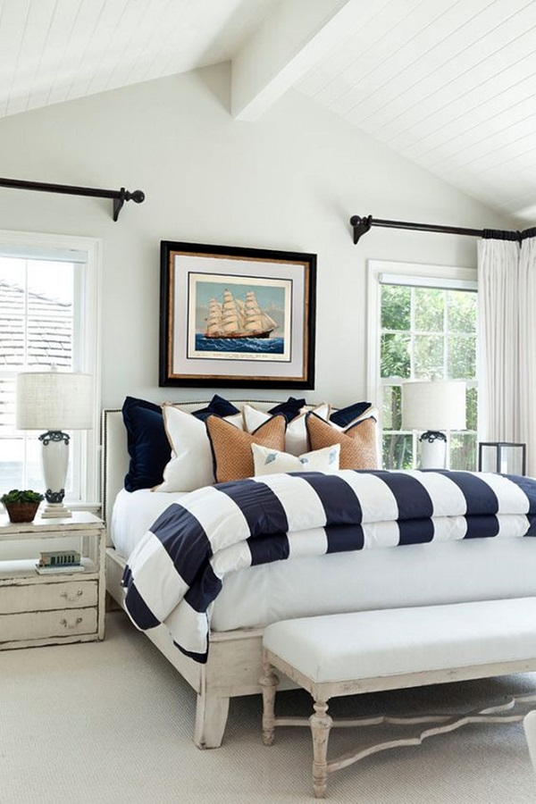 Nautical Decoration Ideas For Your Home (19)