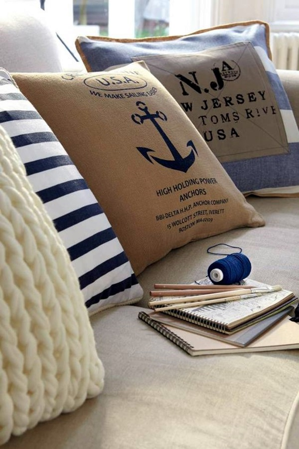 Nautical Decoration Ideas For Your Home (21)