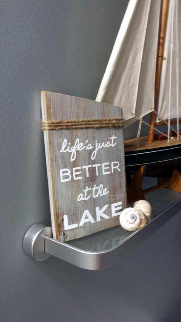 Nautical Decoration Ideas For Your Home (31)